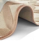 ELLE DECORATION Modern Vloerkleed - Creative Chiers Multi Bruin