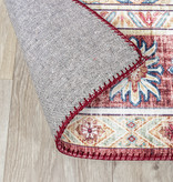 FRAAI Vintage vloerkleed - Azara Yasmin Rood
