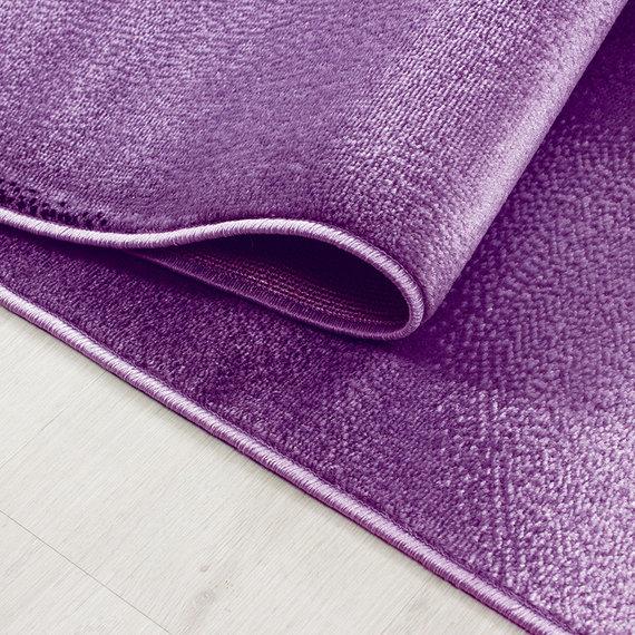 Adana Carpets Modern vloerkleed - Plus Lila 8008