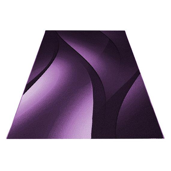 Adana Carpets Modern vloerkleed - Plus Lila 8010