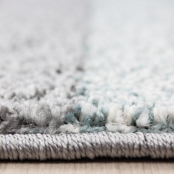 Adana Carpets Modern vloerkleed - Lucca Blauw 1810