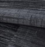 Adana Carpets Moderne loper - Plus Zwart 8001