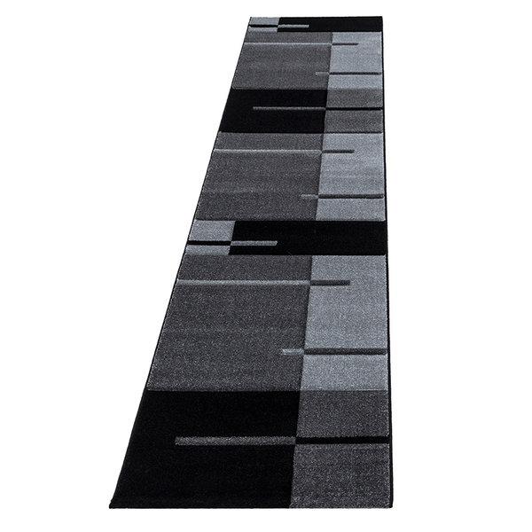 Moderne Loper - Tetris Grijs 1310
