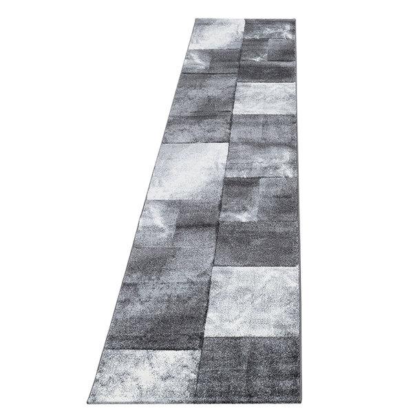Moderne loper  - Tetris Grijs 1710