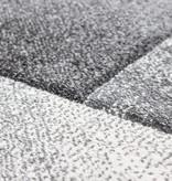 Adana Carpets Moderne loper  - Tetris Roze 1710