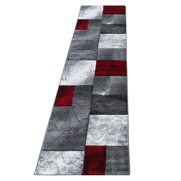 Moderne loper  - Tetris Rood 1710