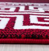 Adana Carpets Moderne loper - Jena Rood 9340