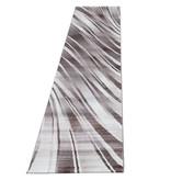 Adana Carpets Moderne loper - Jena Bruin 9210