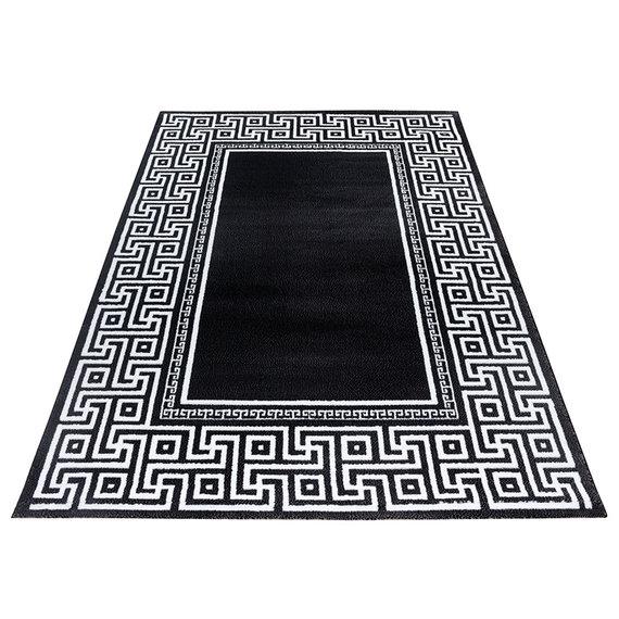 Adana Carpets Modern vloerkleed - Jena Zwart 9340