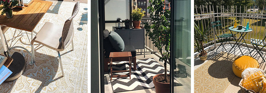 Nazomer trend: balkonkleden
