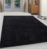 Adana Carpets Laagpolig vloerkleed - Asa Antraciet