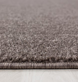 Adana Carpets Laagpolig vloerkleed - Asa Mokka