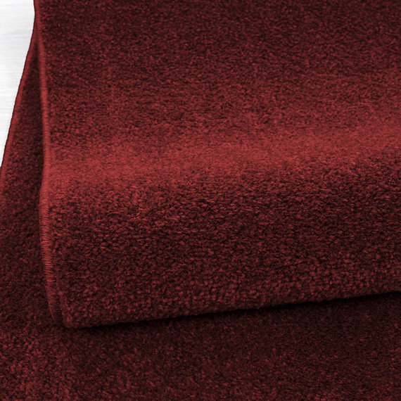 Adana Carpets Laagpolig vloerkleed - Asa Rood