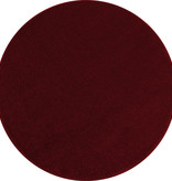 Adana Carpets Rond laagpolig vloerkleed - Asa Rood