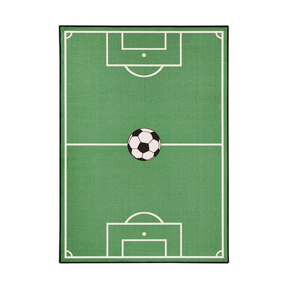 Zala living Voetbalkleed - Luna voetbalveld