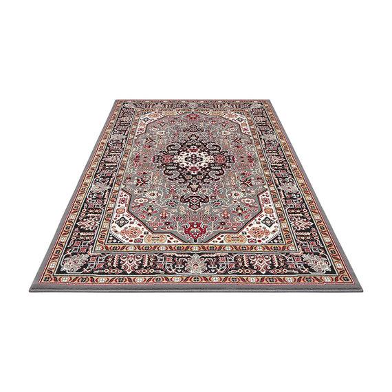 Nouristan Perzisch tapijt - Mirkan Skazar Grijs
