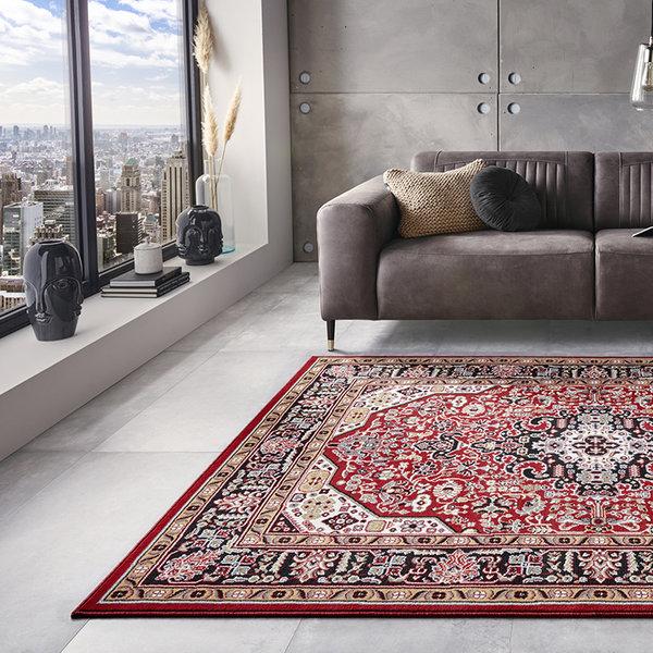 Perzisch tapijt - Mirkan Skazar Rood
