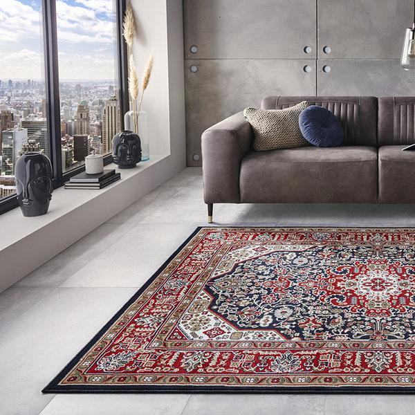 Perzisch tapijt - Mirkan Skazar Rood Multicolor