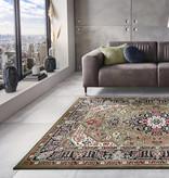 Nouristan Perzisch tapijt - Mirkan Skazar Groen