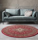 Nouristan Rond Perzisch tapijt - Mirkan Skazar Oriental Rood