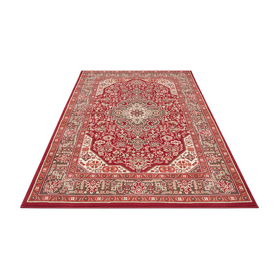 Nouristan Perzisch tapijt - Mirkan Skazar Oriental Rood