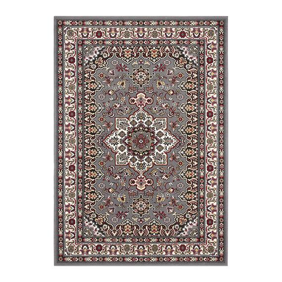 Nouristan Perzisch tapijt - Mirkan Parun Grijs Multicolor