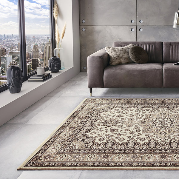 Perzisch tapijt - Mirkan Parun Beige
