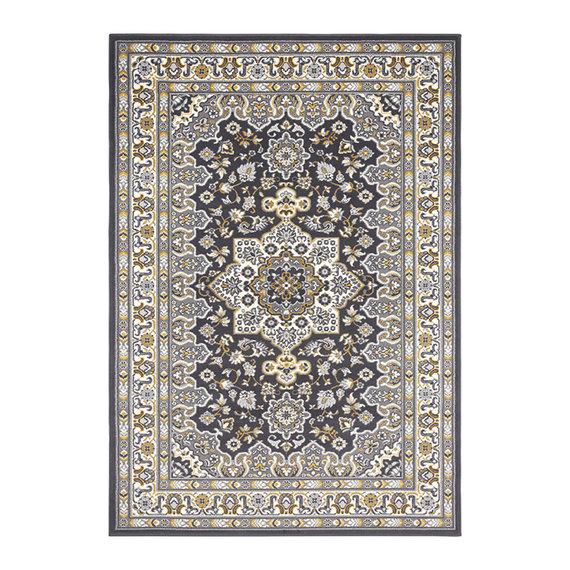 Nouristan Perzisch tapijt - Mirkan Parun Donkergrijs