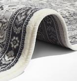 Nouristan Perzisch tapijt - Mirkan Parun Grijs Creme
