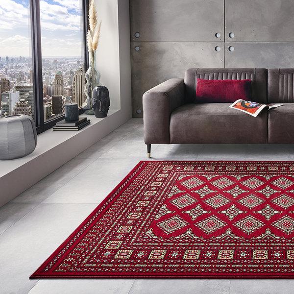Perzisch tapijt - Mirkan Sao Rood