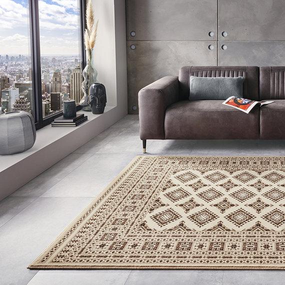 Nouristan Perzisch tapijt - Mirkan Sao Beige