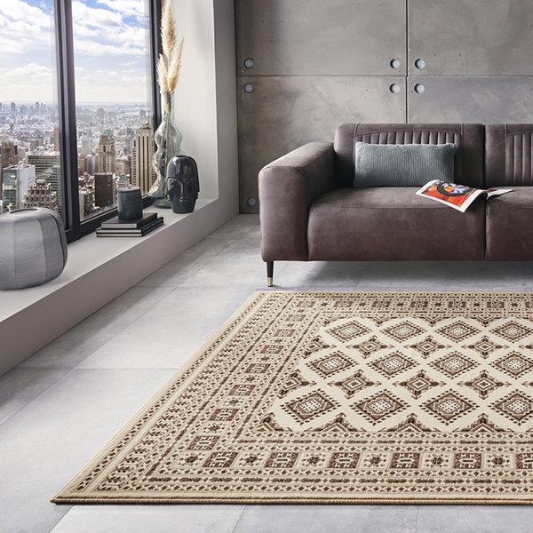 Perzisch tapijt - Mirkan Sao Beige