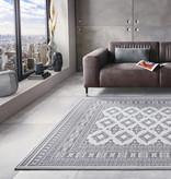 Nouristan Perzisch tapijt - Mirkan Sao Grijs