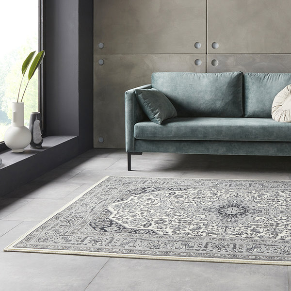 Perzisch tapijt - Mirkan Skazar Creme