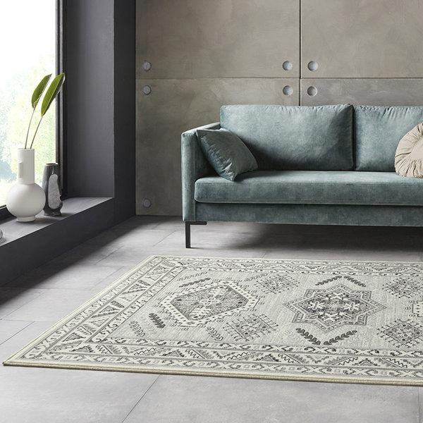 Perzisch tapijt - Mirkan Saricha Creme
