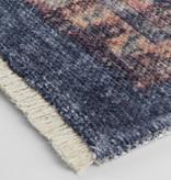Nouristan Perzisch tapijt - Farah Hamadan Donkerblauw