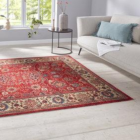 Nouristan Perzisch tapijt - Farah Maschad Rood