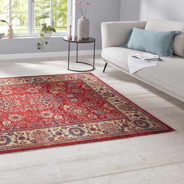 Perzisch tapijt - Farah Maschad Rood