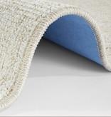 Effen loper - Comfort Woolop Beige