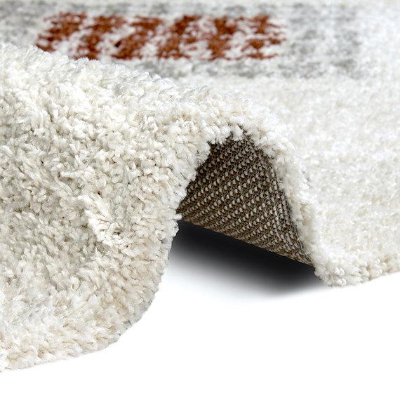 Mint Rugs Hoogpolig vloerkleed - Essential Cassia Creme