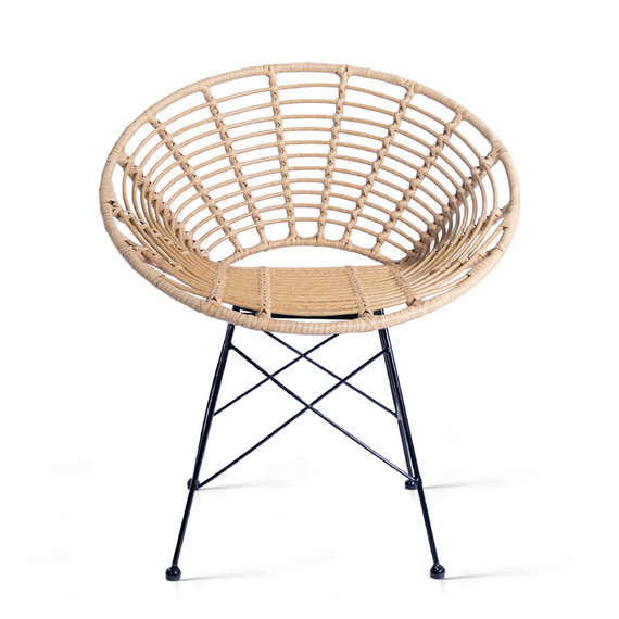 Lifa Living Rotan stoel - Panama Lifa Naturel Set/2