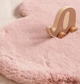 FRAAI Kindervloerkleed - Huggy Hart Roze