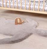 FRAAI Kindervloerkleed - Huggy Schildpad Grijs