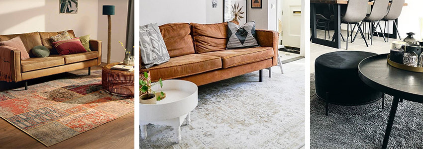 Interieurtip - Waar moet je op letten bij de grootte van een vloerkleed