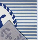 Hanse Home Kindervloerkleed - Lara Marine Ocean Blauw