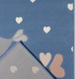 Hanse Home Kindervloerkleed - Lara Vogels Blauw
