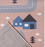 Hanse Home Speelkleed - Lara Autoweg Roze