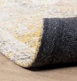 FRAAI Vintage vloerkleed - Admire Geel