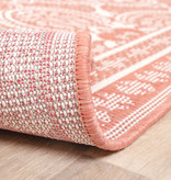 FRAAI Vloerkleed - Summer Oriental Roze