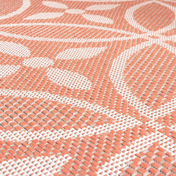 FRAAI Buitenkleed - Summer Pattern Roze